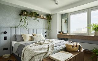臥室太小也不怕 巧用5招「放大」你的空間