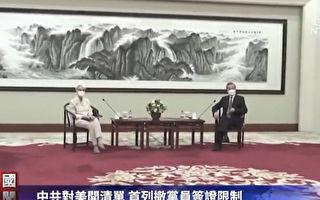 程晓农:中美冷战的政治对抗升级