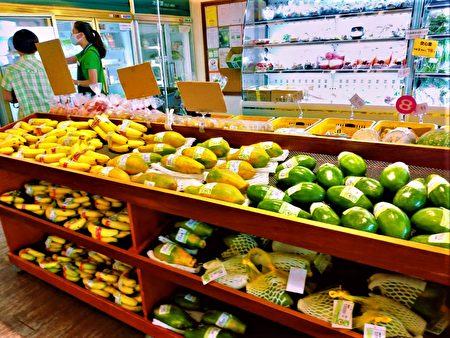 里仁门市经营有机蔬果,疫情期间扩大北中南处理场。