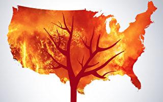 山火越燒越頻繁 你家在野火高風險區嗎?