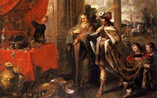 克羅索斯以亡國的代價 領悟了神諭和幸福