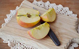 切片的蘋果