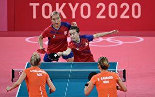 【更新】东奥8.2|港队女乒团再赢一场 3:1挫罗马尼亚 晋级四强