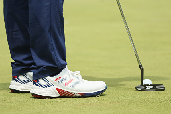 组图:东京奥运 各国选手鞋款亮相