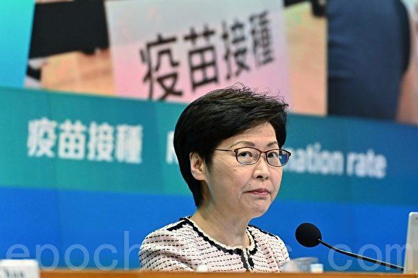香港公務員等須打針否則自費檢測