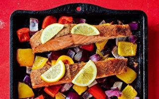 低卡料理不好吃?摩洛哥式香料鮭魚就不一樣