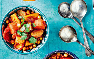 摩洛哥名菜變瘦身料理?蔬菜塔吉鍋作法