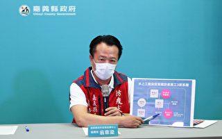 嘉县工厂染疫案增2确诊 扩大筛检全数阴性