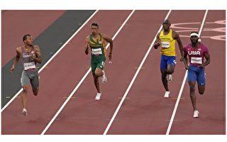 【東京奧運】加拿大格拉斯破紀錄 沖進男子200米決賽