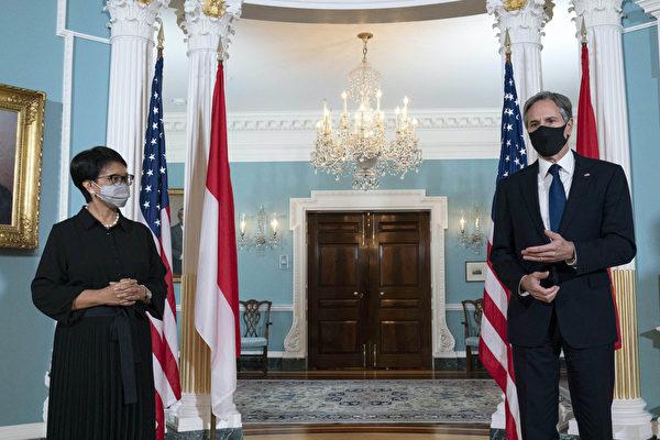 美國印尼首度戰略對話 承諾維護南海安全