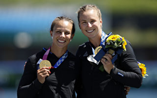 一天连赢两金 新西兰位列奥运奖牌榜前十