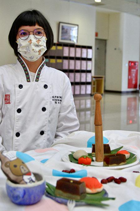 张巧惠实践产地食材到餐桌的甜蜜风味 93 熊熊烘培的家
