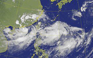 颱風盧碧明將登陸中國 暴風圈雨量影響中南部