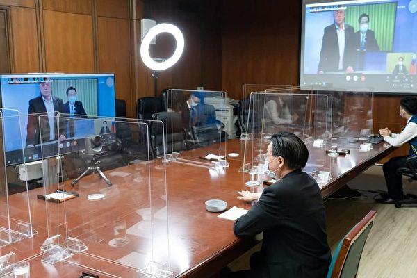 吴钊燮:中共借疫改全球秩序 民主阵营须团结