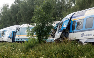 捷克兩火車相撞 至少3死58傷