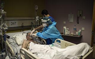 報告: COVID-19重症患者醫療費平均5萬多