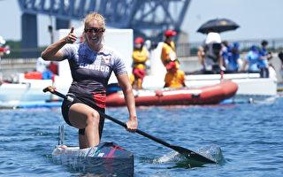 【東京奧運】女子200米單人划艇 加拿大獲銀牌