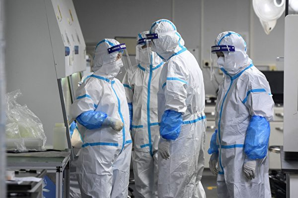 【新闻看点】疫爆前狂购PCR 武汉异常行为曝光