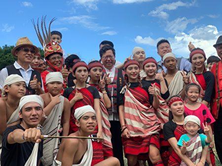 桃園市原住民族人口超越台東全國第二。