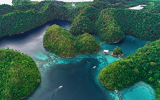 锡亚高岛荣 时代杂志评选全球百大最佳景点