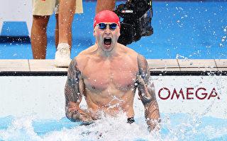兩度奧運奪金 如何保持冠軍心態