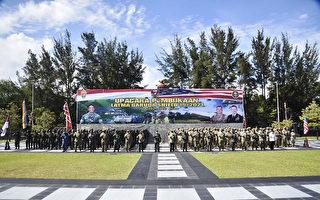 对抗中共 美国和印尼启动大规模联合军演