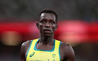 東京奧運會800m長跑決賽 珀斯蘇丹裔獲第四名