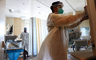 CDC:7月后 美国每周感染病例增700%