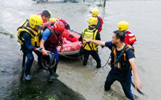 豪雨狂炸屏东灾情不断 山区670人撤离