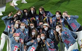 東京奧運落幕 加拿大獲24枚獎牌