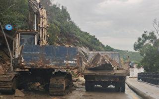 豪雨釀災 馬祖土石流歷年最嚴重