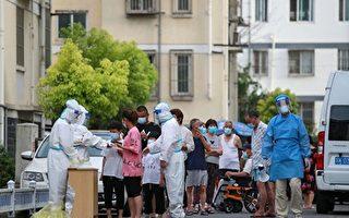 揚州檢測站擁擠混亂 官方稱1人傳染23人
