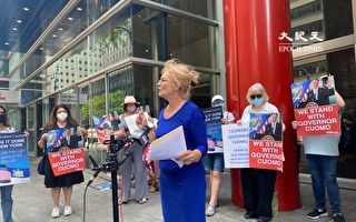 女性社區領袖辦集會支持庫默 反對未審先判