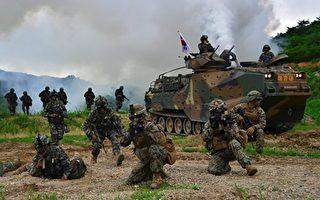 美韓聯合軍演16日正式登場