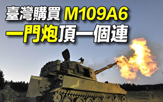【探索時分】台灣購買M109A6 一門炮頂一個連