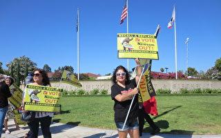 加州共和党不背书特定罢免选举候选人