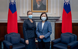 AIT新处长密集拜会台湾官员 深化美台关系