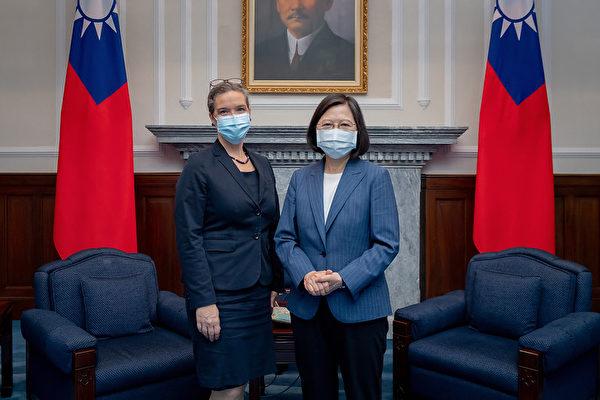 AIT新處長密集拜會台灣官員 深化美台關係