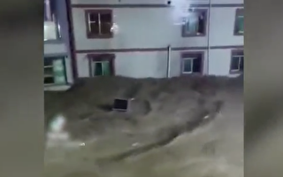 水库泄洪两岸大不同 台湾预警 中共无视人命