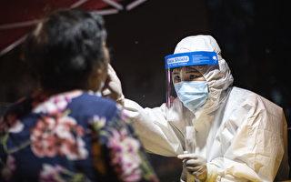 组图:武汉疫情延烧 全城居民持续接受筛检