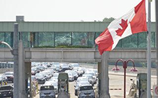 美國將美加陸地邊境限制延長到9月21日