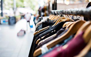 7月份 新西蘭人比上月花了更多錢買衣服
