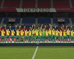 巴西男子足球隊奧運領金獎 拒穿中企贊助服