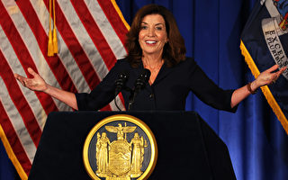霍楚:我已准备好领导纽约州
