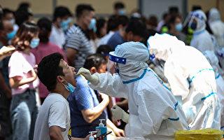 南京市ICU病房護士確診染疫