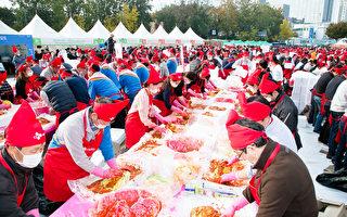 韓國泡菜改名「辛奇」 萬人連署反對