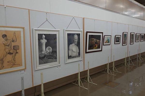 日本鳥取 日臺藝術交流 展示《愛與希望》