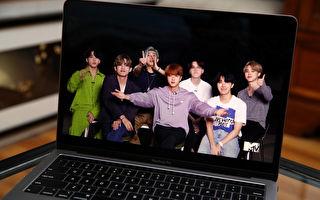 BTS入圍MTV VMA五獎 首度入圍年度歌曲獎