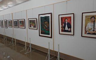 蔦松藝術中學美術作品日本展出  促進台日友誼