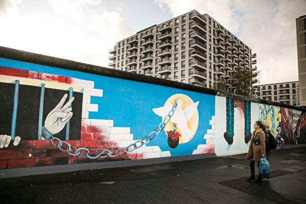 60年前一道牆阻斷自由 柏林系列活動籲勿忘歷史